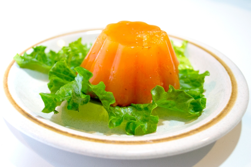 Hallowe'en Salad, a Retro Gelatin Treat